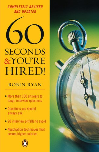 60 Seconds and You're Hired! 9780143112907