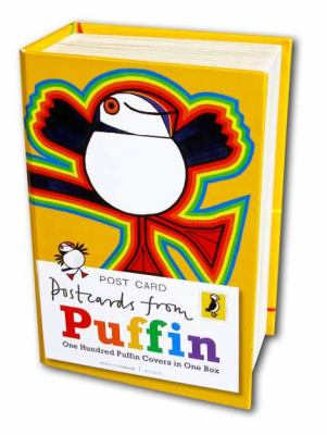 Postcards from Puffin: 100 Book Covers in One Box 9780141333373