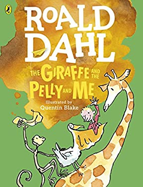 Giraffe And The Pelly And Me: Colour Edition