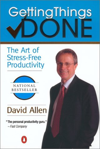 Getting Things Done: The Art of Stress-Free Productivity 9780142000281
