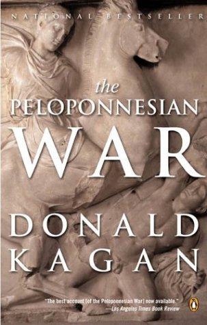 The Peloponnesian War 9780142004371