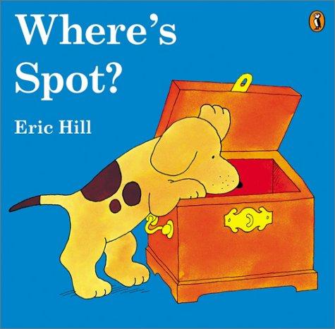 Where's Spot (Color) 9780142501269