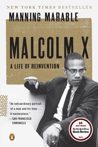 Malcolm X: A Life of Reinvention 9780143120322