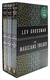 The Magicians Trilogy Boxed Set: The Magicians; The Magician King; The Magician's Land 23872578