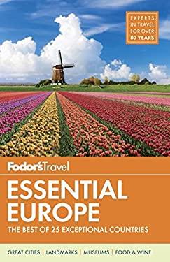 Fodor's Essential Europe Travel Book