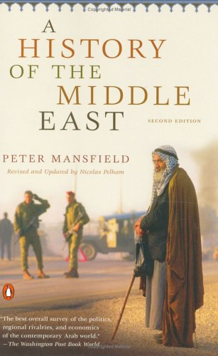 A History of the Middle East: Second Edition 9780143034339