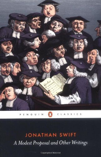 A Modest Proposal and Other Writings 9780140436426