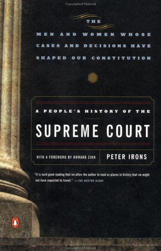 A People's History of the Supreme Court 9780140292015