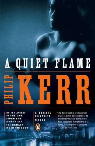A Quiet Flame 9780143116486