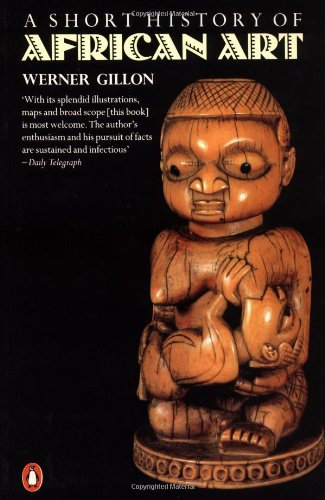 A Short History of African Art 9780140136111