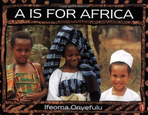 A is for Africa 9780140562224