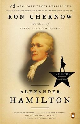 Alexander Hamilton 9780143034759
