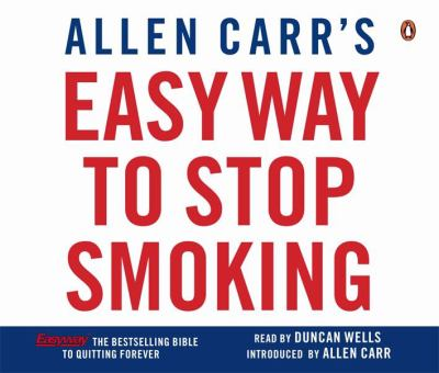 Allen Carr's Easy Way to Stop Smoking 9780141806372