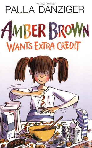 Amber Brown Wants Extra Credit 9780142410493