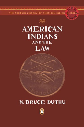 American Indians and the Law 9780143114789