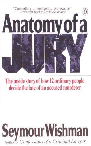 Anatomy of a Jury 9780140098518