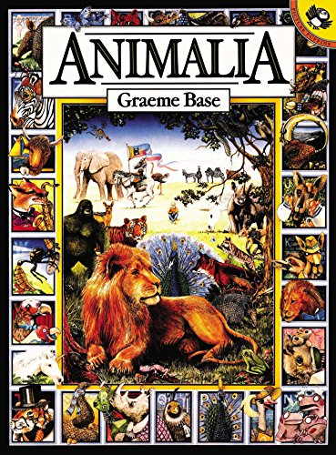 Animalia 9780140559965