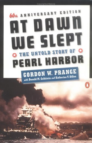 At Dawn We Slept: The Untold Story of Pearl Harbor 9780140157345