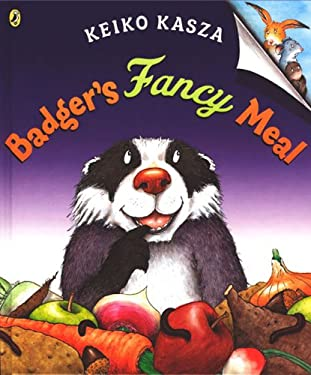 Badger's Fancy Meal 9780142412718