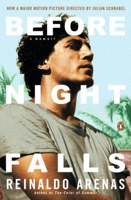 Before Night Falls: A Memoir 9780140157659
