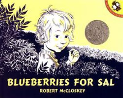 Blueberries for Sal 9780140501698