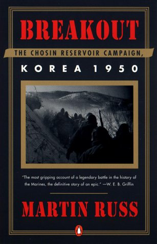 Breakout: The Chosin Reservoir Campaign, Korea 1950 9780140292596