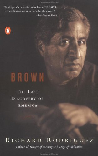 Brown: The Last Discovery of America 9780142000793