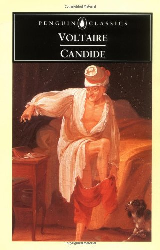 Candide: Or Optimism 9780140440041