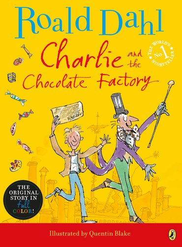 Charlie and the Chocolate Factory 9780142418215