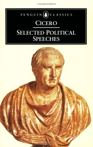 Cicero: Selected Political Speeches 9780140442144