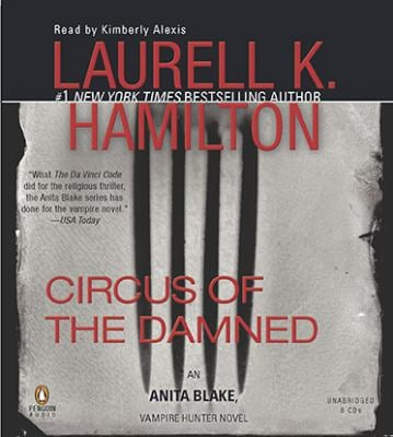 Circus of the Damned 9780143144038