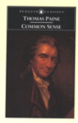 Common Sense 9780140390162