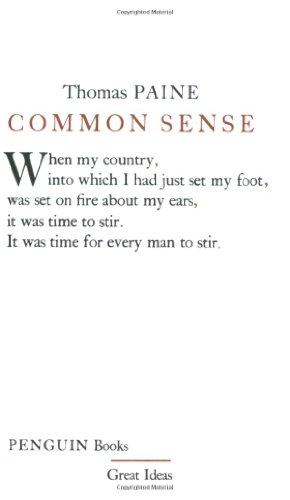 Common Sense 9780141018904
