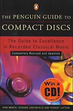 Compact Discs, the Penguin Guide to: Completely Revised and Updated 9780140513790
