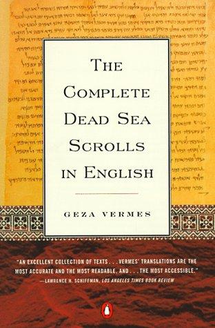 Complete Dead Sea Scrolls 9780140278071