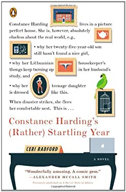 Constance Harding's (Rather) Startling Year 9780143122869