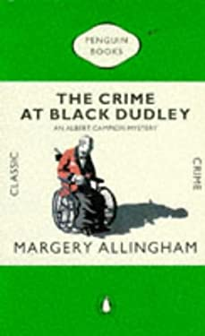 Crime at Black Dudley, the 9780140093810