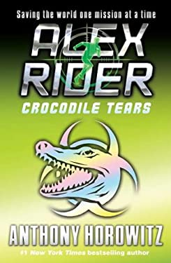 Crocodile Tears by Anthony Horowitz