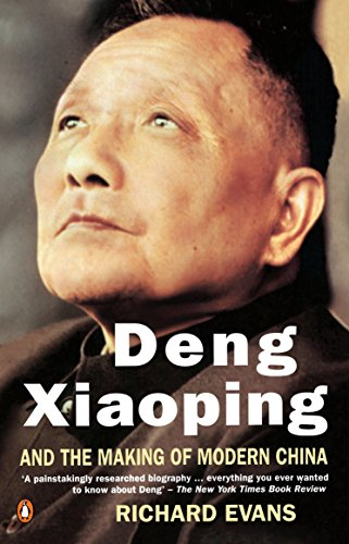 Deng Xiaoping and the Making of Modern China 9780140139457