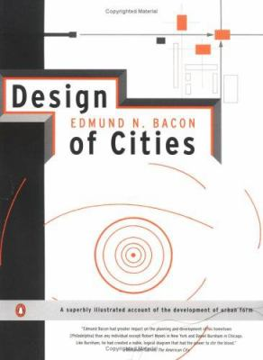 Design of Cities: Revised Edition 9780140042368