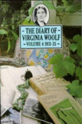 Diary of Virginia Woolf - V.4 1931-35 9780140052855