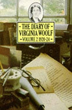 Diary of Virginia Woolf, the - V.2 1920-24 9780140052831