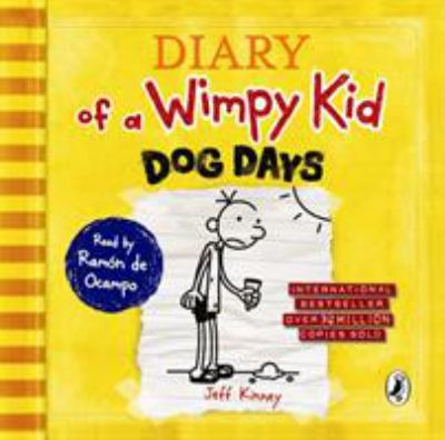 Diary of a Wimpy Kid: Dog Days (Book 4) 9780141335452