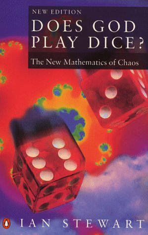 Does God Play Dice?: The New Mathematics of Chaos Paperback 2nd Ed 9780140256024