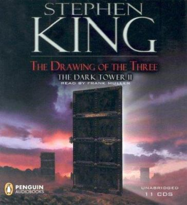 Drawing of the Three: The Dark Tower II 9780142800386