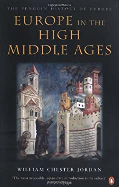 Europe in the High Middle Ages 9780140166644