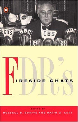 FDR's Fireside Chats 9780140179057