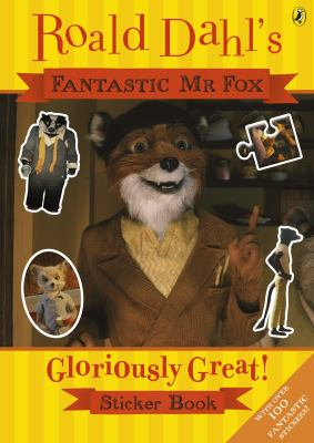 Fantastic MR Fox: Gloriously Great Sticker Book 9780141327754