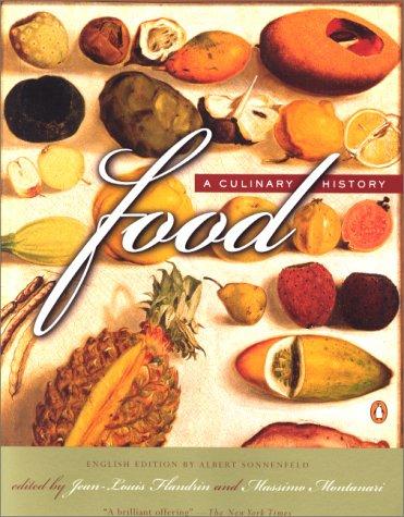 Food: A Culinary History 9780140296587