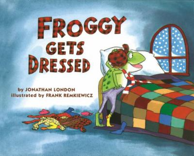 Froggy Gets Dressed 9780140544572